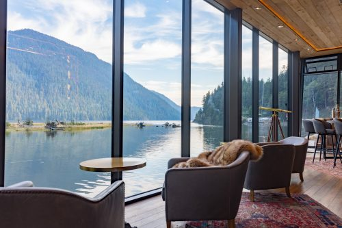 Clayoquot Wilderness Lodge, Vancouver Island, Canada reopens after acquisition by the Baillie family