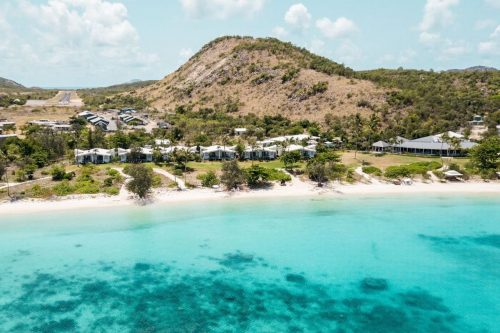 Luxury and Lizards: The Australian island resort that has the Maldives beat