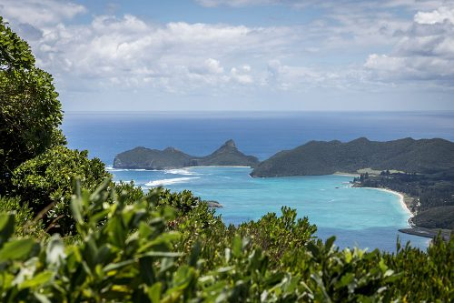 Fall in love with Lord Howe Island