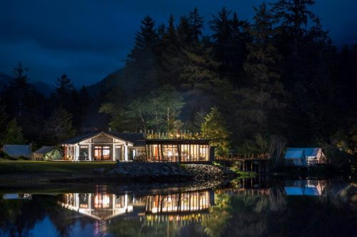 Clayoquot Wilderness Lodge, One Of Canada's Best Luxury Lodges, Set To Reopen